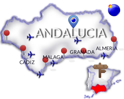 Andalucia. Areas to invest in Spain today