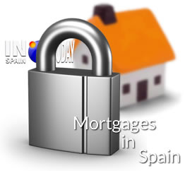 all about mortgages in Spain