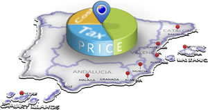 The different taxes and costs selling a property in Spain