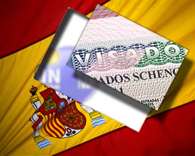 information about how to get the property visa in Spain
