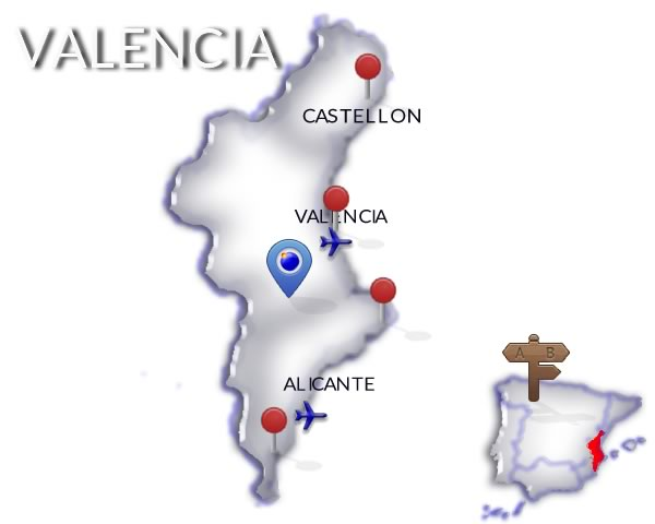 areas to invest in Spain today